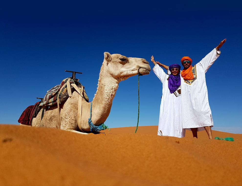 Marruecos Dani y André