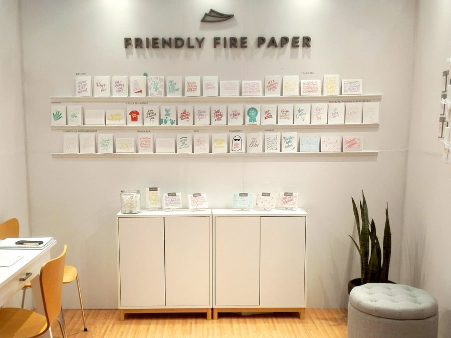 Stand de Friendly Fire en el NSS 2017