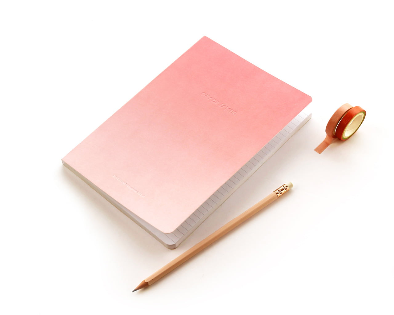 Notebook planner Day Dreamer Pink
