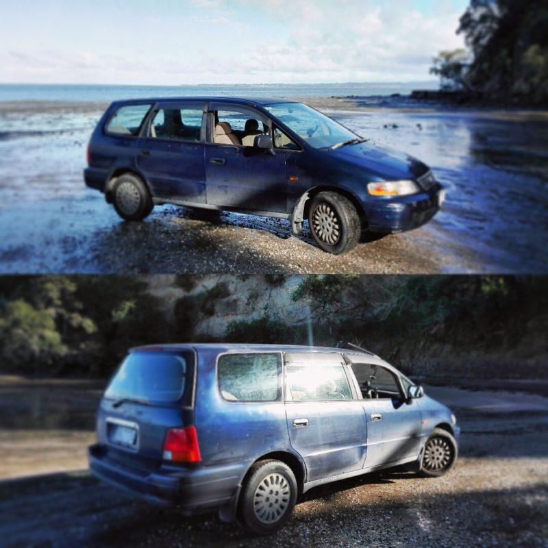 Primer carro en NZ