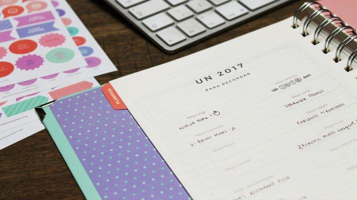 Un 2017 para recordar Agenda Dulce Compañía 2018